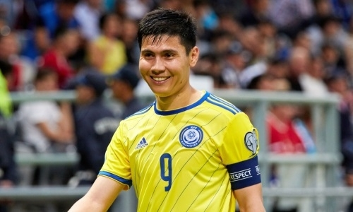 Аналитический портал определил лучшего игрока матча Казахстан — Сан-Марино