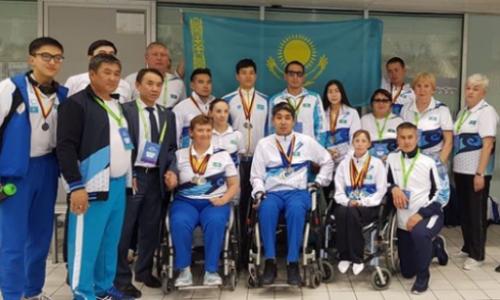 Казахстанские пловцы завоевали 17 медалей на этапе Кубка мира в Берлине