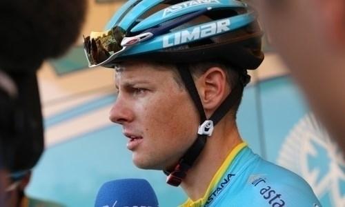 Фульсанг — в десятке лидеров четвертого этапа «Критериум Дофине»