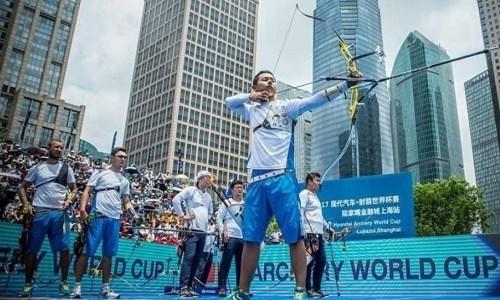 Казахстанские лучники завоевали олимпийскую лицензию в Токио-2020
