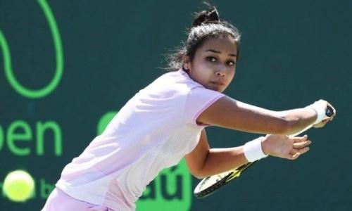 Зарина Дияс вышла во второй круг турнира ITF в Манчестере