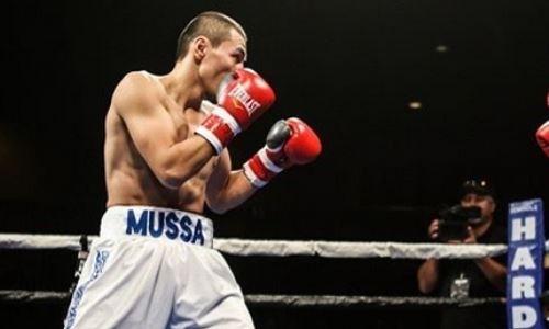 Непобежденный казахстанский нокаутер узнал дату возвращения на ринг