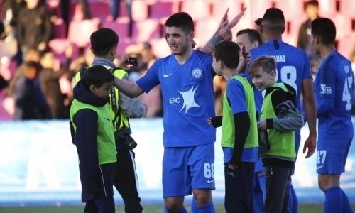 «Иртыш» отзаявил третьего футболиста