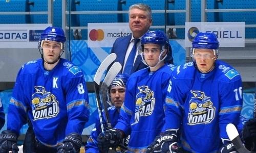 «Номад» представил план подготовки к дебютному сезону в ВХЛ