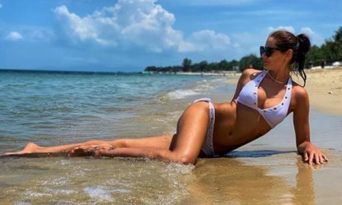 Самая сексуальная волейболистка Казахстана показала пикантные фото и видео с отдыха