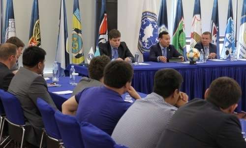 ПФЛК провела совещание со спортивными директорами клубов