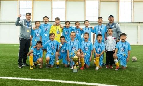 Volkswagen провел турнир Junior Masters 2019/2020 в Казахстане