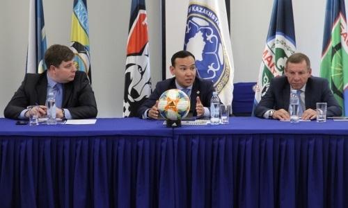 Президент ПФЛК рассказал о возможности снятия ограничений на участие спортсменов ЕАЭС в чемпионатах Казахстана
