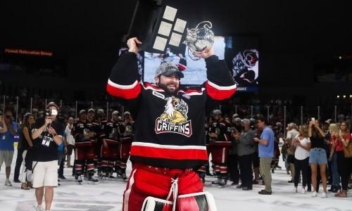 «Барыс» официально подписал канадского вратаря из НХЛ