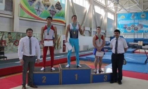 Перспективный казахстанский гимнаст дисквалифицирован за допинг