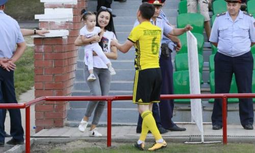 «В Казахстане не хватает качественных полей, достойной и многочисленной поддержки болельщиков». Жена футболиста КПЛ о муже и футболе