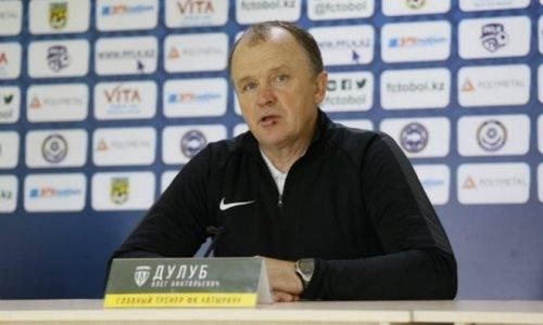 Наставника клуба КПЛ назвали кандидатом на пост главного тренера сборной Беларуси