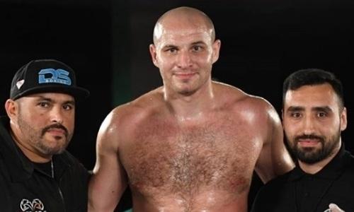 Бывший соперник Джошуа отказался от боя с казахстанским супертяжем