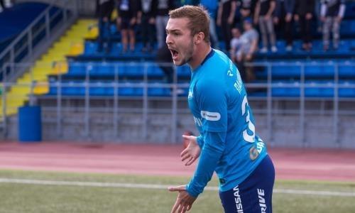 Нападающий «Зенита» вместо «Кайрата» подписал контракт с другим клубом