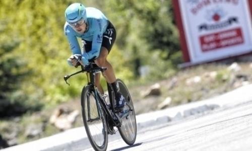 Фоминых — 34-й на третьем этапе «Тура Бельгии»