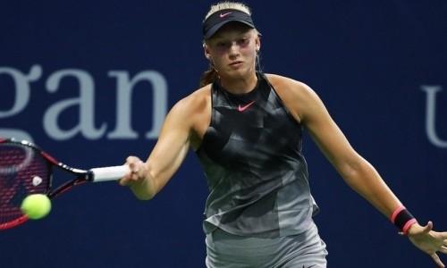 Рыбакина пробилась в полуфинал турнира WTA Premier в Нидерландах