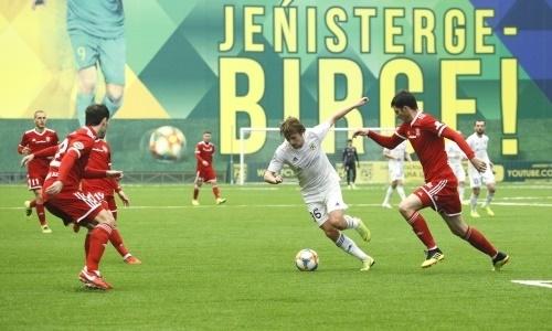 История взаимоотношений «Актобе» и «Тобола» в матчах Премьер-Лиги