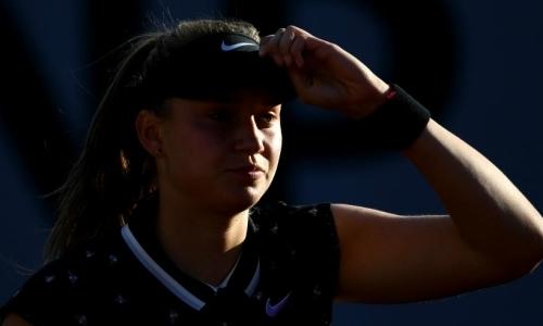 «Мне нужны матчи с сильными соперницами вроде Бертенс». Казахстанская теннисистка — о необходимости отдыха