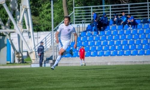 «Жетысу Б» одержал минимальную победу над «Экибастузом» в матче Первой лиги