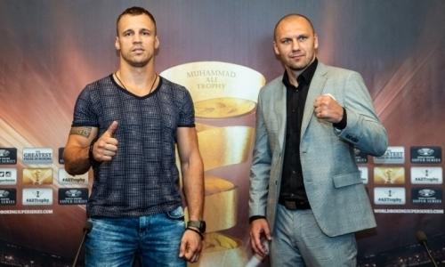 Бриедис — Гловацки и Дортикос — Табити: прямая трансляция полуфиналов WBSS в весе Шуменова