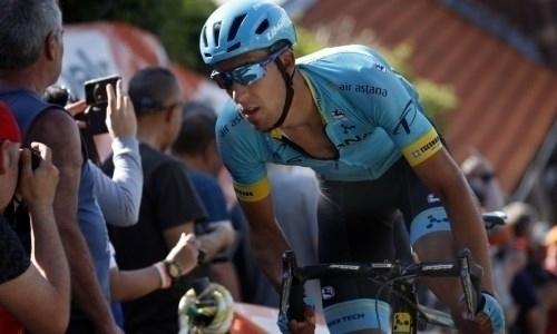 Фраиле — 31-й на первом этапе «Тура Швейцарии»
