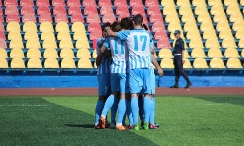 «Кызыл-Жар СК» одержал выездную победу над «Мактааралом» в матче Первой лиги