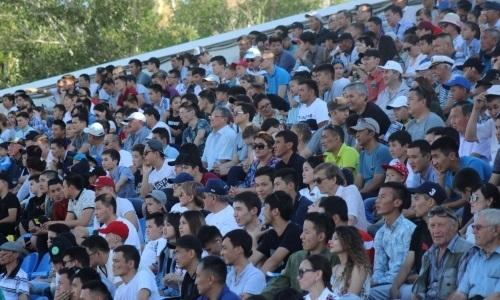 Матчи десятого тура Первой лиги посетили 6 550 зрителей
