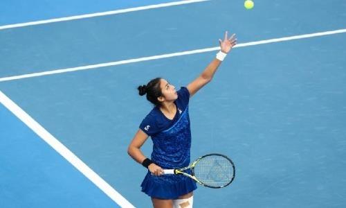 Зарина Дияс уступила в финале турнира серии ITF в Манчестере