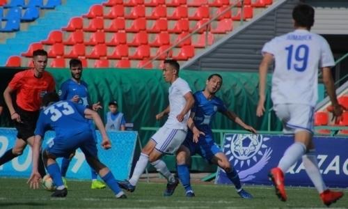 Отчет о матче Премьер-Лиги «Тараз» — «Иртыш» 0:0