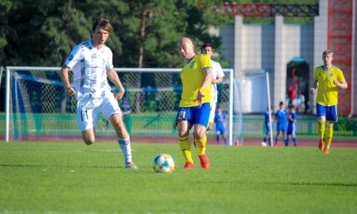 Отчет о матче Премьер-Лиги «Жетысу» — «Ордабасы» 1:1