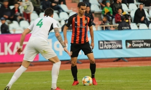 Отчет о матче Премьер-Лиги «Шахтёр» — «Атырау» 1:1