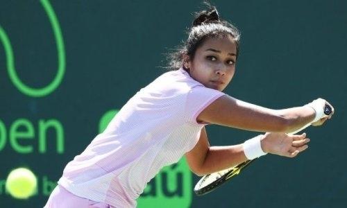 Дияс совершила внушительный скачок в рейтинге WTA