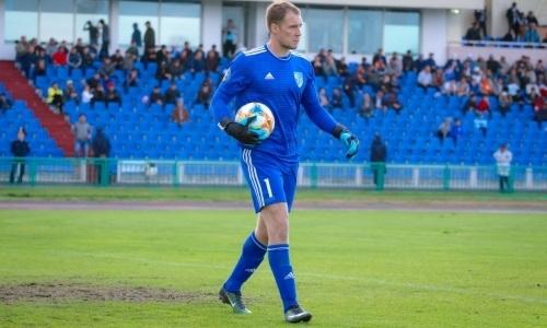«Заставил нас понервничать». Вратарь «Жетысу» подвел итоги матча с «Ордабасы»
