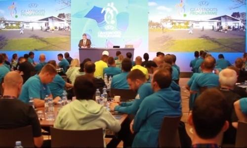 Сотрудники КФФ приняли участие в конференции по развитию массового футбола