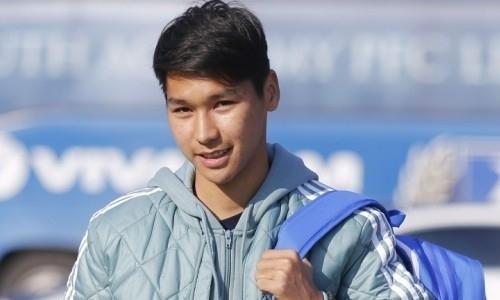 Сейдахмет после ухода из«Левски» может вернуться вКазахстан
