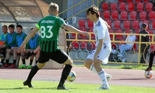 Определилось время начала ответных матчей полуфинала Кубка Казахстана