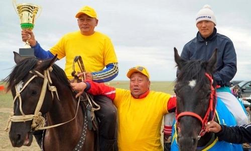 Конные скачки на 140 километров впервые прошли в Восточно-Казахстанской области