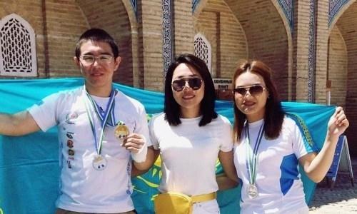 Юный казахстанский тяжелоатлет стал чемпионом Азии