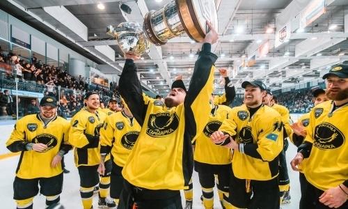 Клуб КХЛ официально объявил о подписании двух чемпионов ВХЛ в составе «Сарыарки»