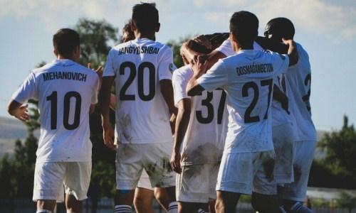 «Ордабасы» узнал соперника по первому раунду Лиги Европы