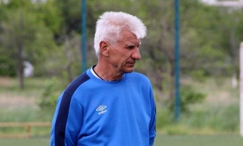 «Экибастуз» официально назначил нового главного тренера