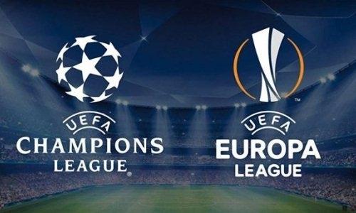 Прямая трансляция жеребьевки второго раунда Лиги Чемпионов и Лиги Европы с участием «Астаны», «Кайрата», «Тобола» и «Ордабасы»