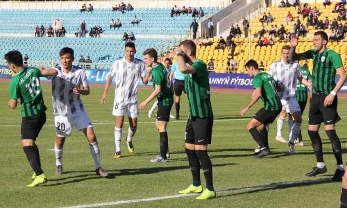 Прямая трансляция матчей «Кайсар» — «Тобол» и «Атырау» — «Ордабасы» в полуфинале Кубка Казахстана