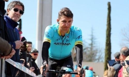 Гонщик «Астаны» получил сложный перелом в результате завала на «Туре Швейцарии»