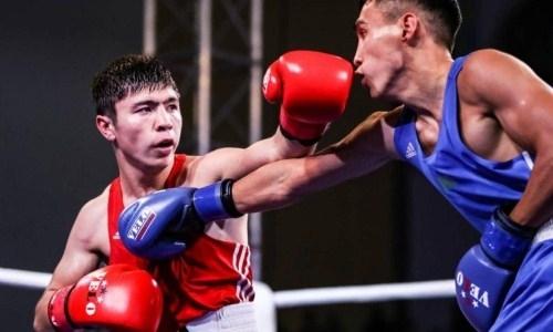 Казахстанский боксер стал лучшим в Международной матчевой встрече в Чечне