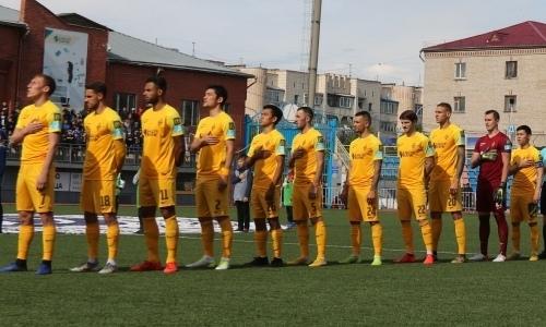 «Кайрат» узнал соперника во втором раунде Лиги Европы