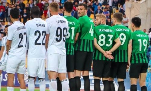 Определился второй финалист Кубка Казахстана