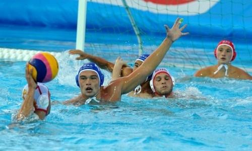 Команда Казахстана по водному поло уступила во втором матче суперфинала Мировой лиги