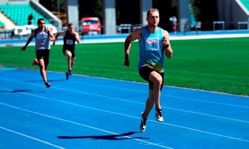 Обладатель рекорда Казахстана в легкой атлетике возвращается после серьезной травмы
