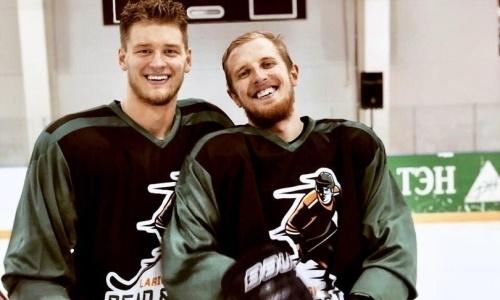 «Настоящие профессионалы!». «Барыс» доволен действиями своих хоккеистов в межсезонье